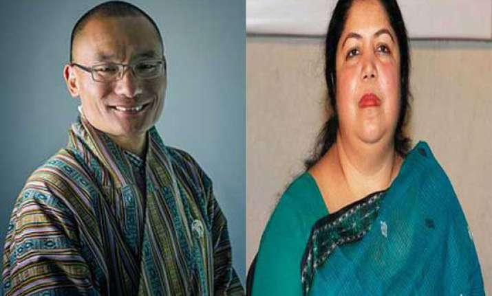 bhutan pm bangladesh speaker arrive for modi s swearing in