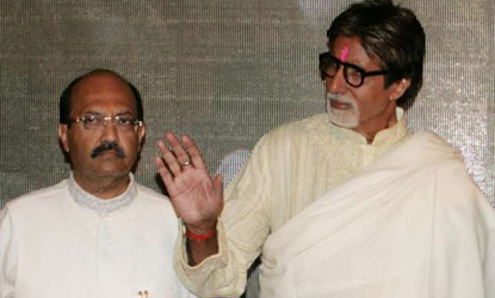 big b amar singh resign from each other s companies