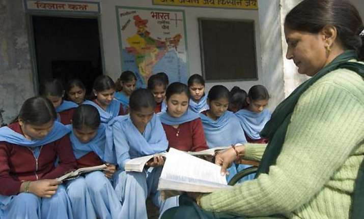 bihar hikes salary of 2.5 lakh contract teachers