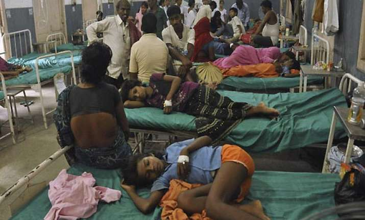 bihar mid day meal tragedy absconding school principal
