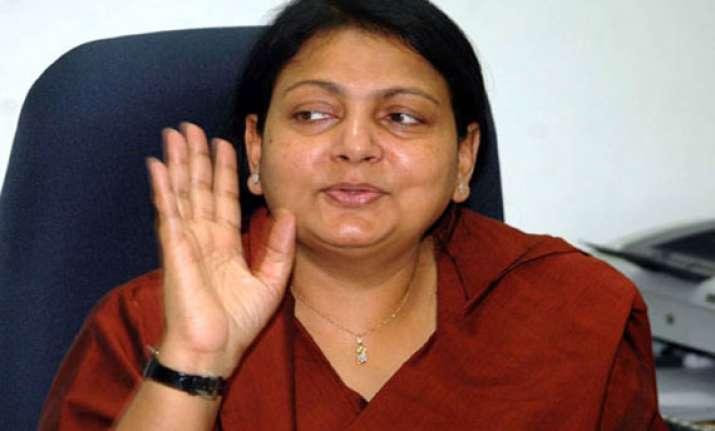 bihar minister parveen amanullah quits cabinet jd u