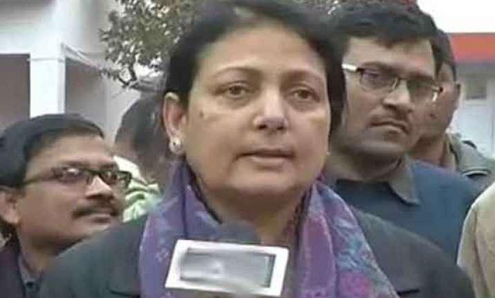 bihar minister sticks to resignation over corruption