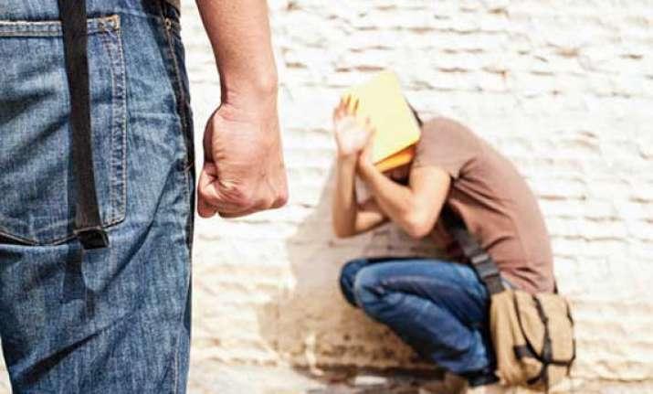 bihar minister s son battling for life after suspected