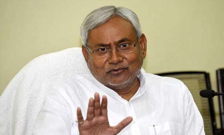 bihar to keep up eco growth despite centre s neglect nitish