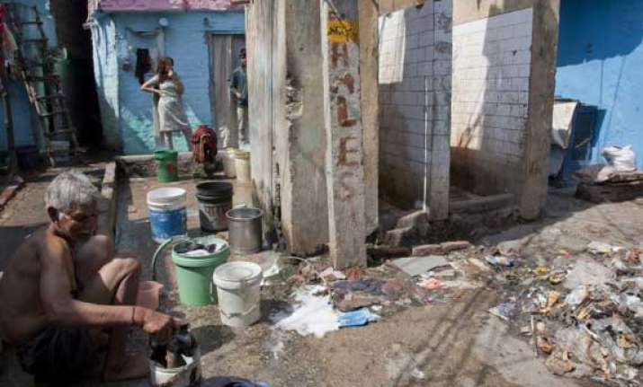 bihar woman leaves husband s house for lack of toilet