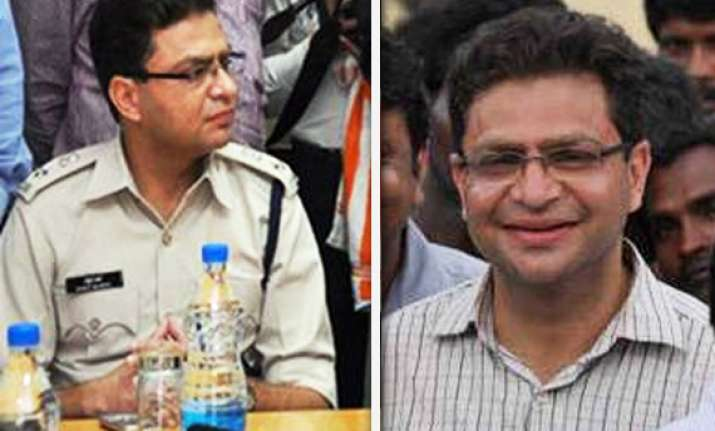 bilaspur sp rahul sharma commits suicide