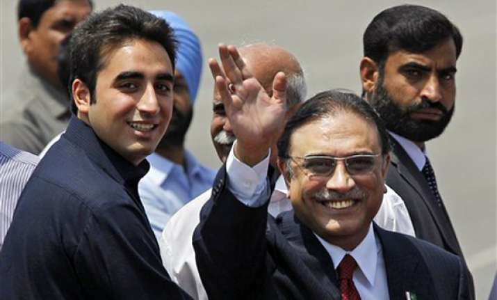bilawal tweets for peace