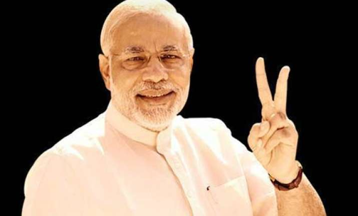 biography of narendra modi released in chinese language