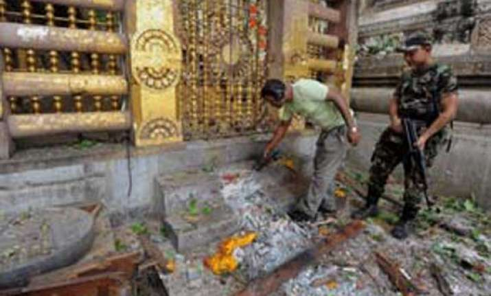 bodh gaya blasts bombs had ammonium nitrate timers