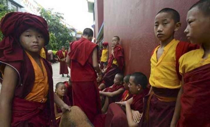bodhgaya buddhist monks demand removal of hindus from