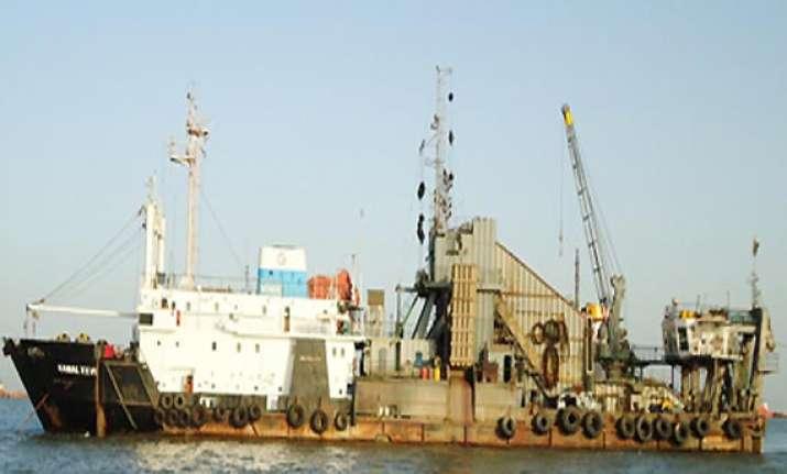 bombay hc orders sale of ukrainian ship abandoned off