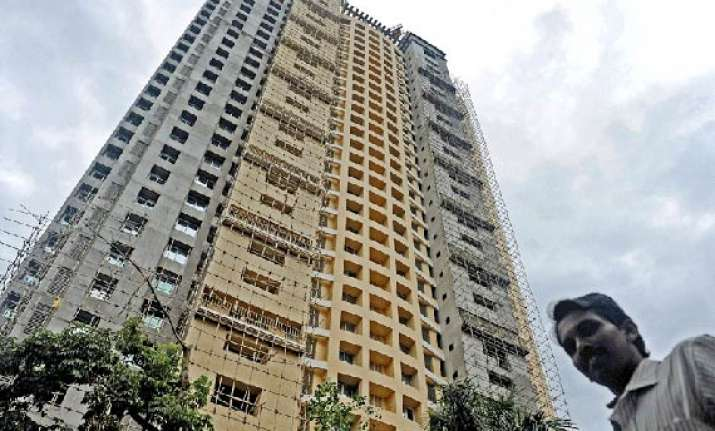 bombay high court stays demolition of adarsh tower