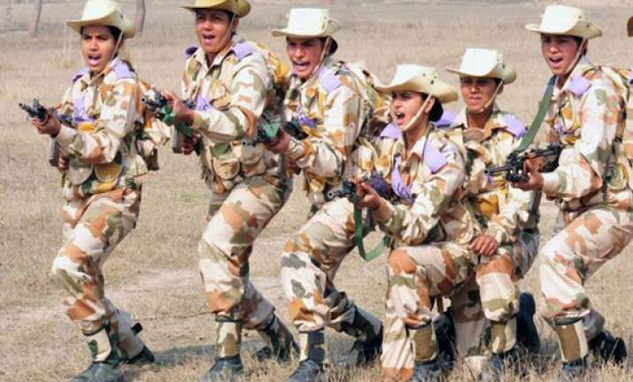 brave women of indian army