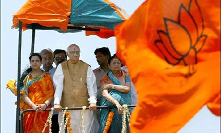 bring telangana bill bjp will support it advani