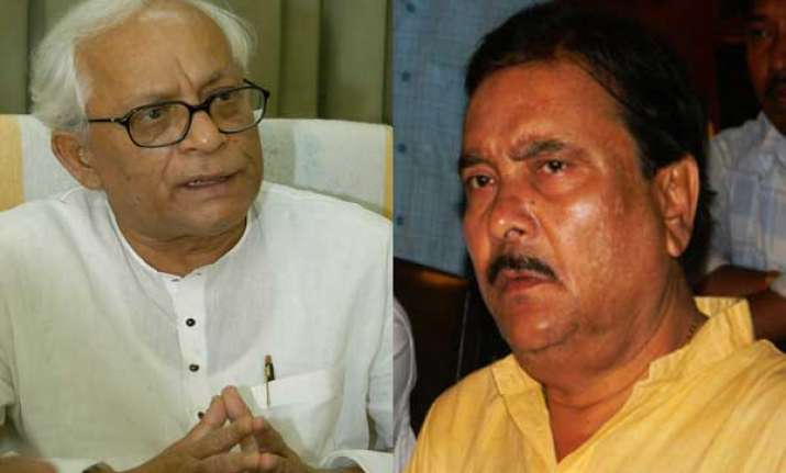 buddhadeb lied before commission on 93 firing madan mitra