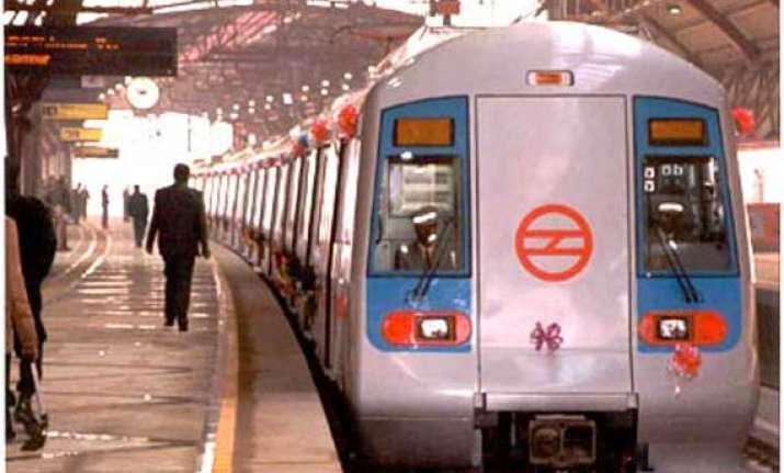 budget provides for ongoing projects of dmrc