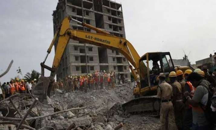 building collapse death toll rises to 42
