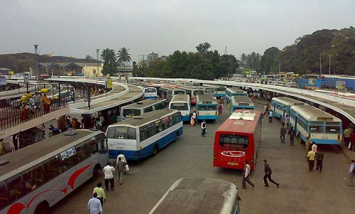 bus driver makes futile attempt to rape woman throws her out