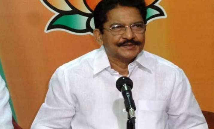 c vidyasagar rao to be sworn in as maharashtra governor on