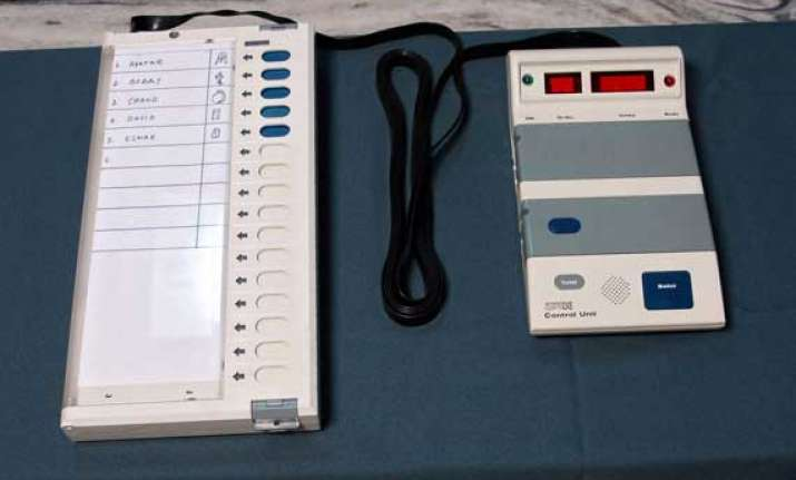 cag audit pushed evms