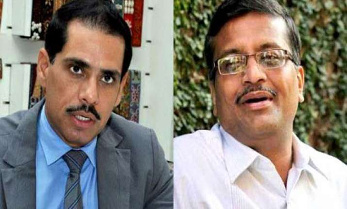 cag calls off audit of gurgaon land scam relief for vadra
