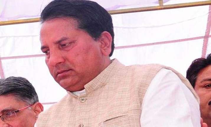 cbi begins probe in rape case against ex rajasthan minister