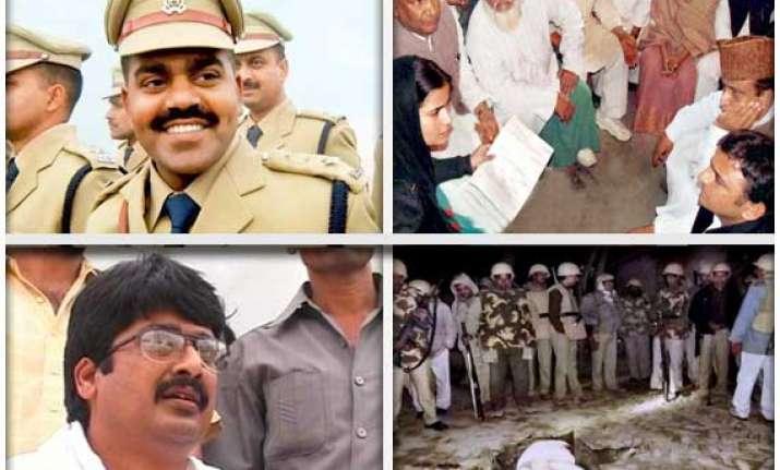 Cbi Files 4 Cases In Up Official S Murder Case Raja Bhaiya Named In