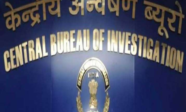 cbi nabs finance ministry director in bribery case