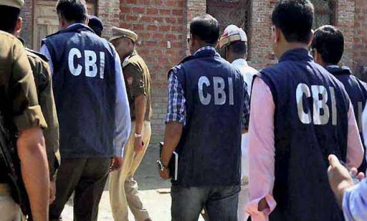 cbi raids 24 places in five states in illegal mining case