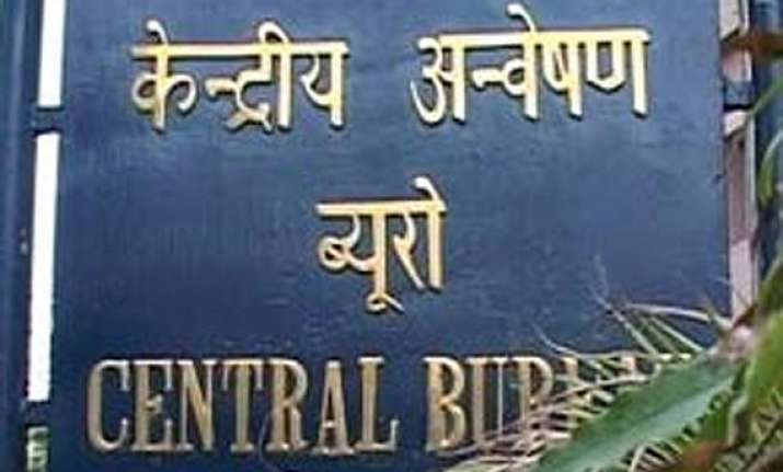 cbi searches residence of rjd mla mp s aide