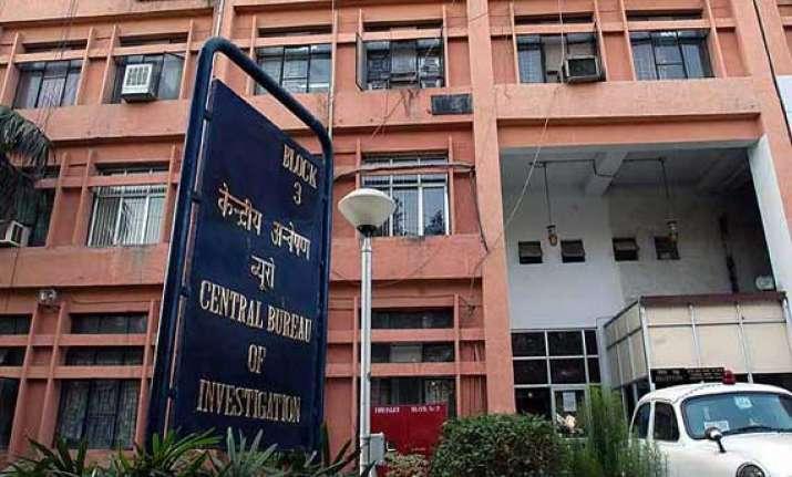cbi sets up sit to probe saradha chit fund scam