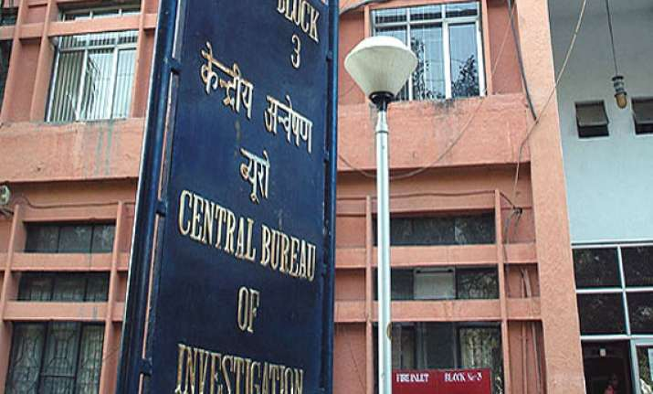 cbi starts inquiry in kolkata port trust scam