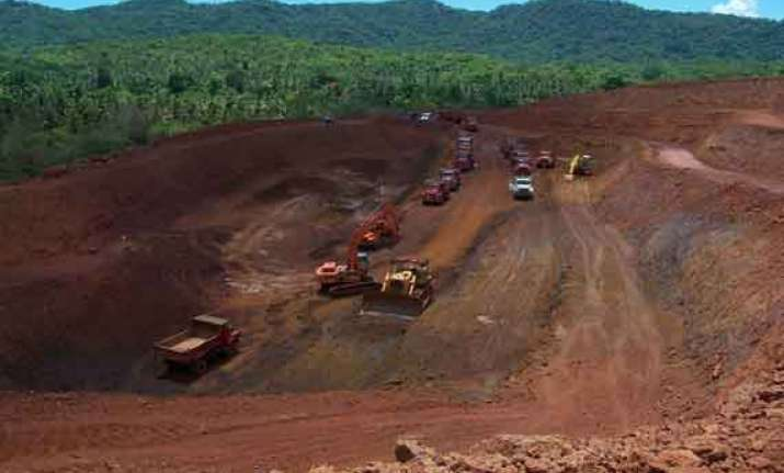 cbi team steps up probe into illegal iron ore export scam