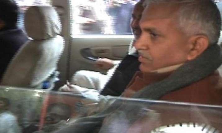cbi arrests kushwaha bsp mla sent to 10 day remand in nrhm
