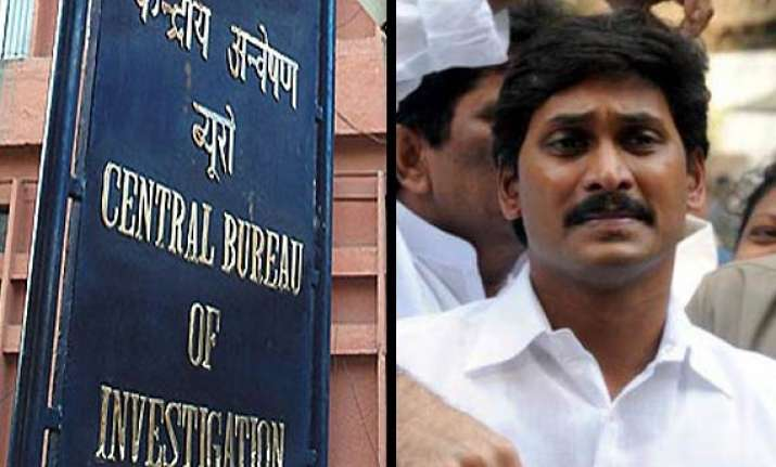 cbi may refer jagan money laundering charge to ed