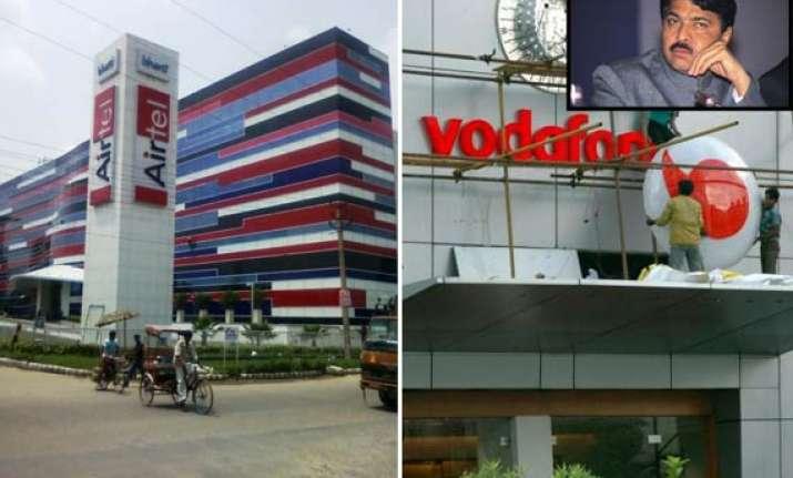 cbi raids vodafone airtel offices probes scam during pramod