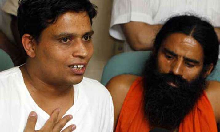 cbi summons ramdev aide balkrishna as he goes missing
