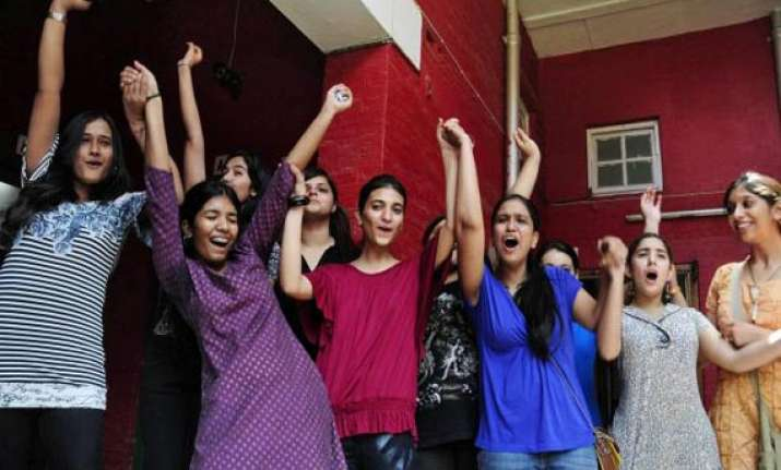 cbse class 12 results out girls outshine boys