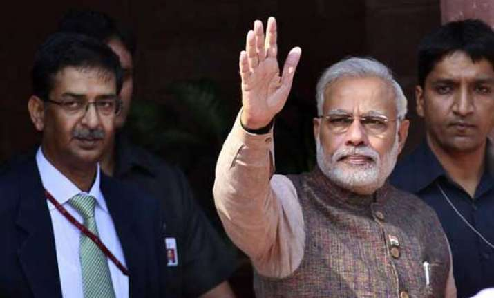 ccpa to be in charge during narendra modi s brazil trip