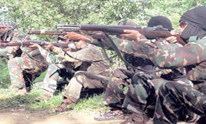 cms of naxal hit states to meet on june 5 to chalkout