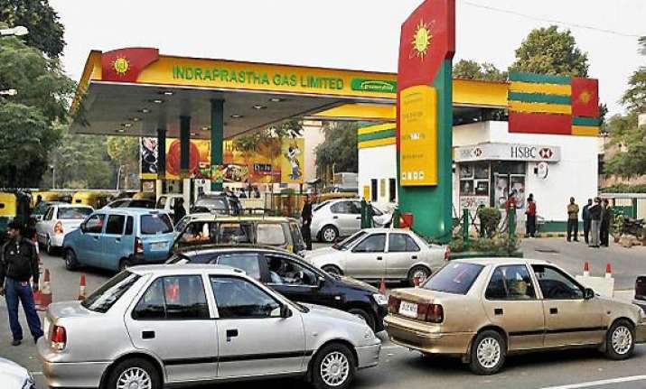 cng prices hiked in ncr by 55 paise
