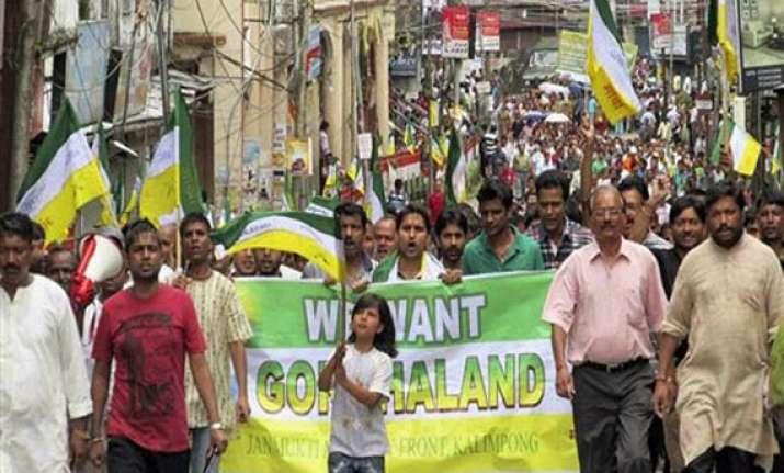 cpi m asks governor to intervene on gorkhaland issue