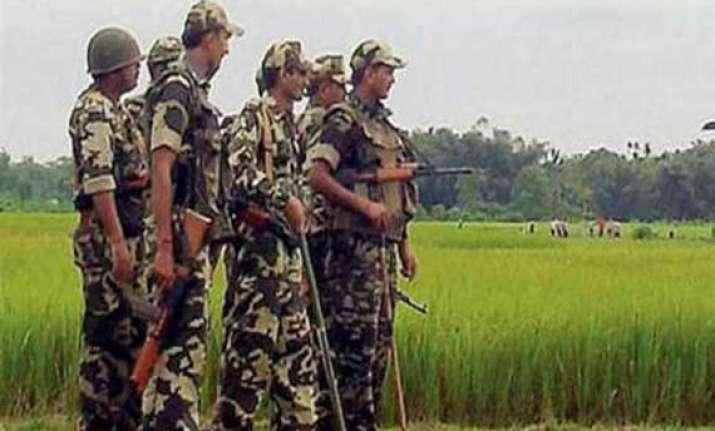 3 crpf officials killed 8 injured in landmine blast