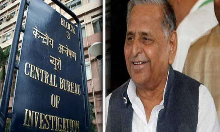 cvc seeks cbi closure report in mulayam singh da case