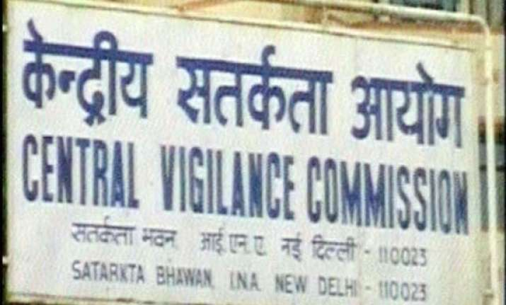cvc to review coalgate cases probe to call meeting with cbi