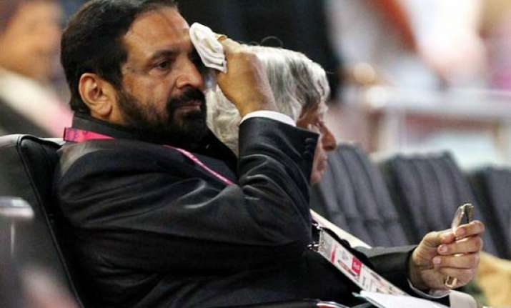 cwg cbi files chargesheet against kalmadi 8 others