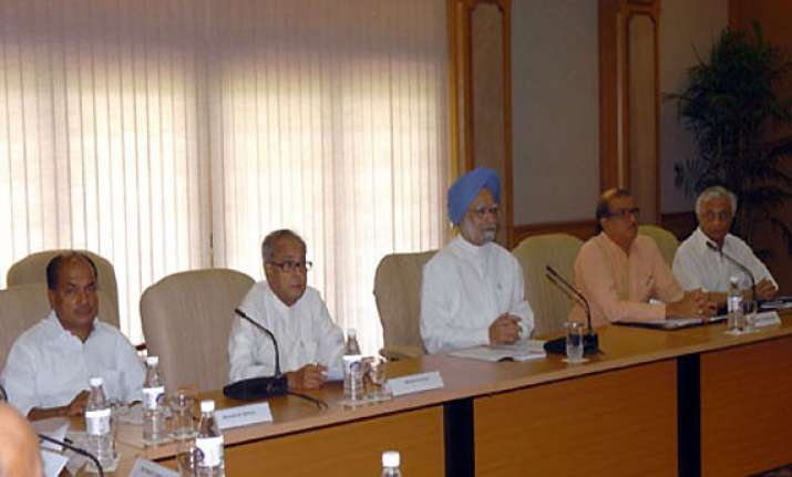 cabinet approves creation of telangana as 29th state