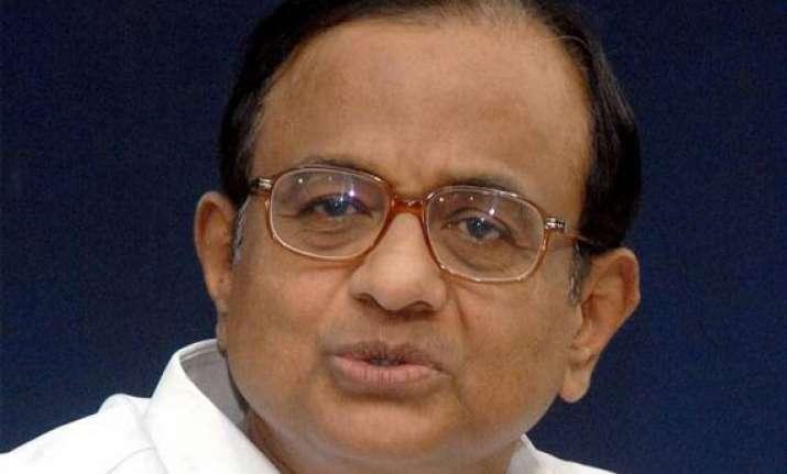 cabinet did not discuss ramdev fast says chidambaram