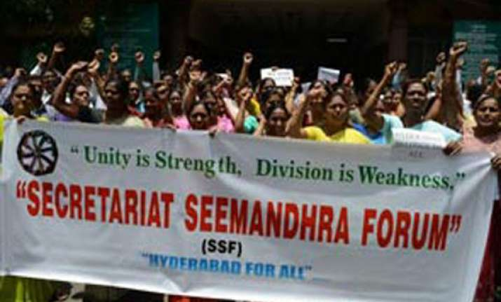 call off stir against division telangana ministers to ap