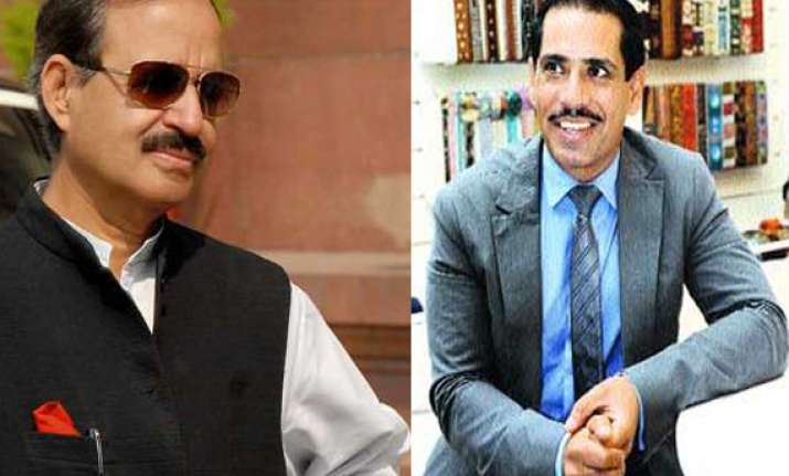 caller making filthy remarks on robert vadra alleges alvi